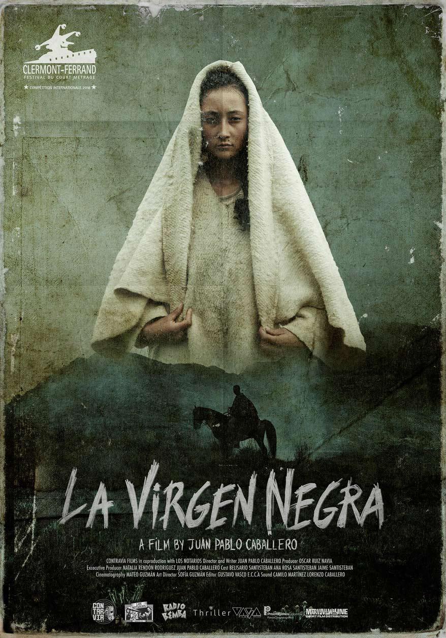 La Virgen Negra [Short Film] - The Colombian Film Festival NY